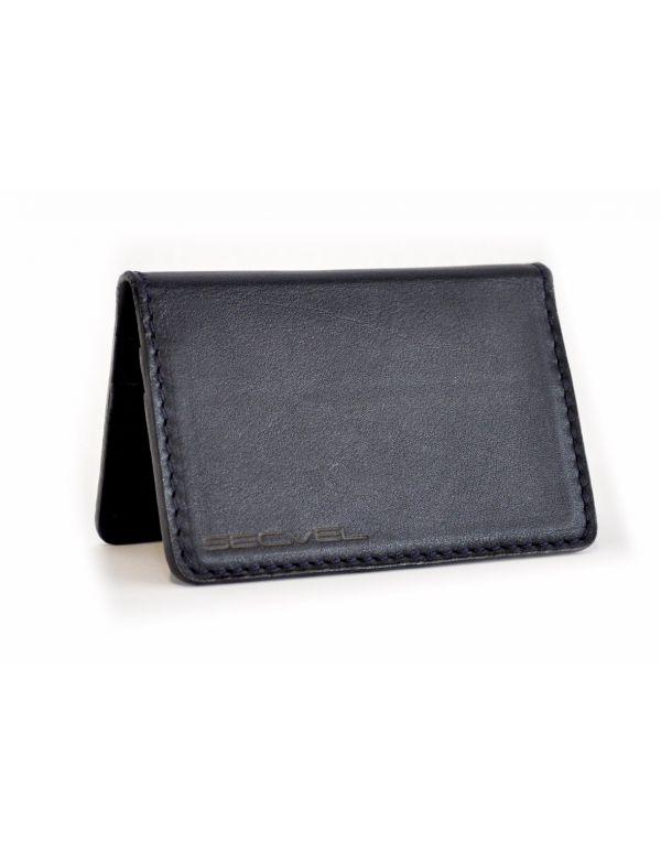 Kartenschutztasche Echt Leder Edition