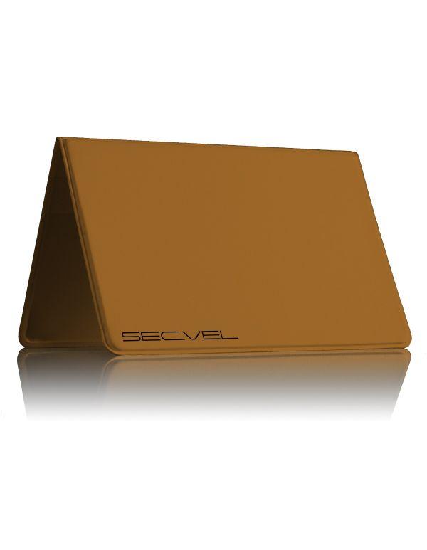 Kartenschutztasche Young Style Gold