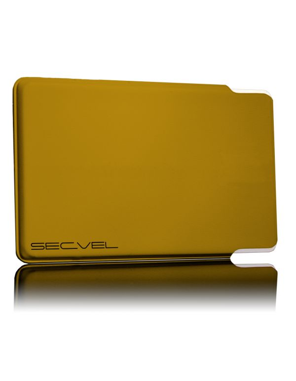 Kartenschutzhülle Young Style Gold