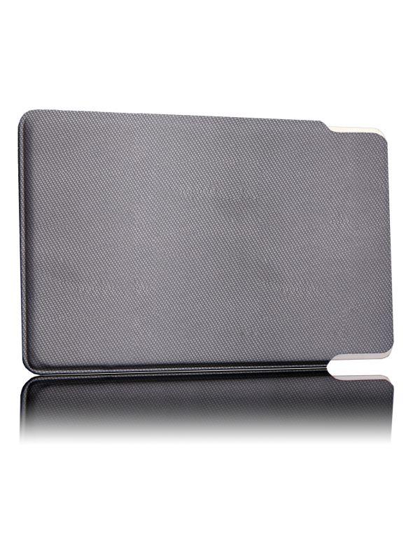 Kartenschutzhülle Premium Edition Quattro Silver