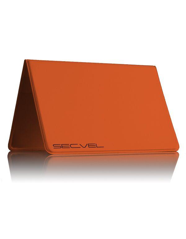 Kartenschutztasche Young Style Orange
