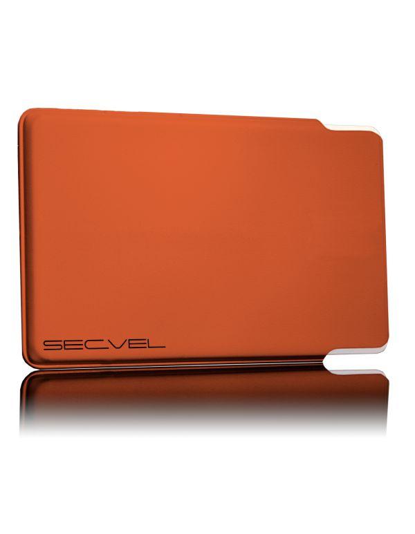 Kartenschutzhülle Young Style Orange