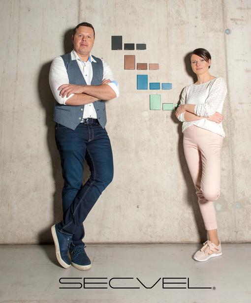 Michael und Traudi Veigl - CEOs by Secvel Technologies
